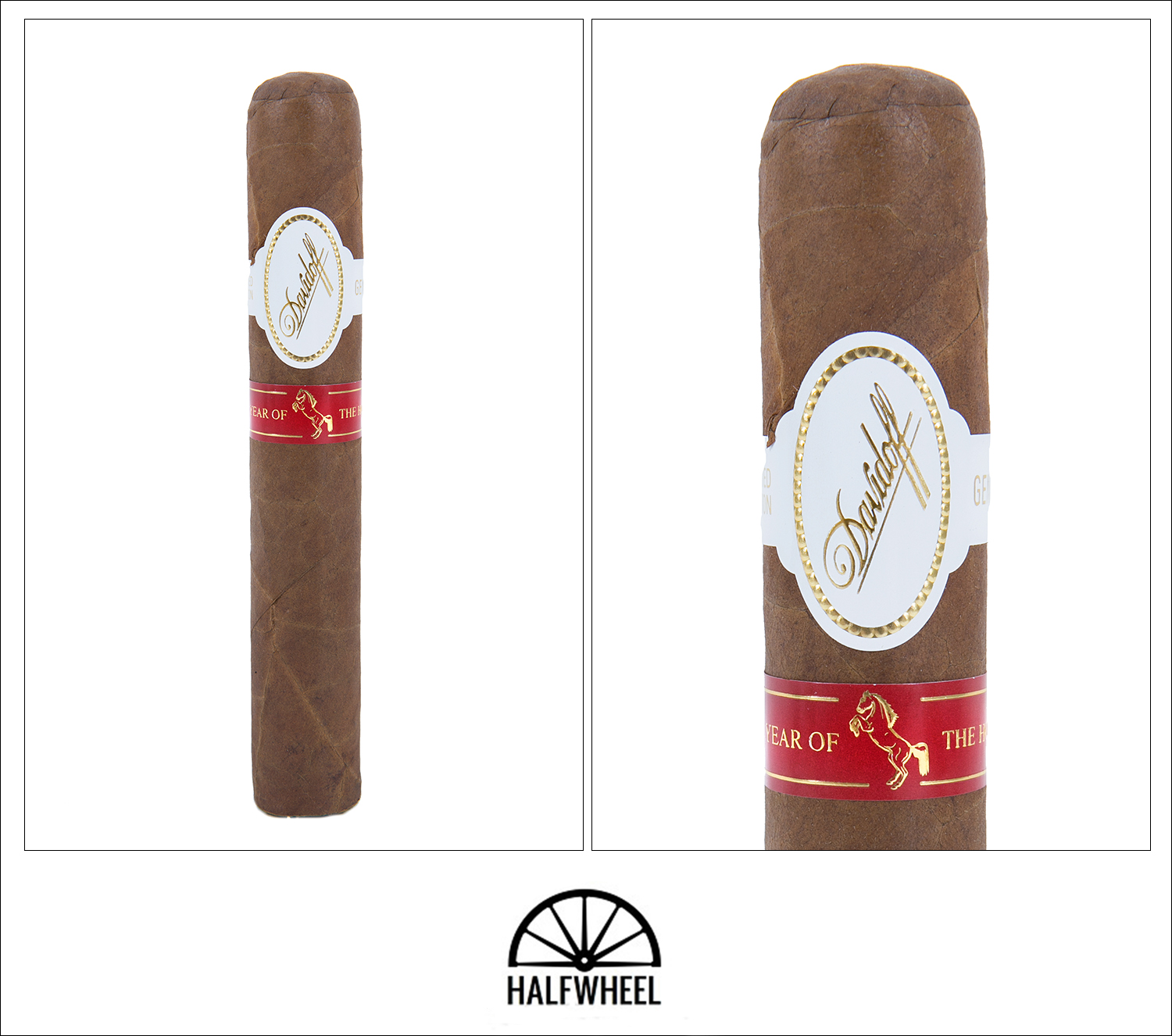 Davidoff Limited Edition 2014 Year of the Horse 1