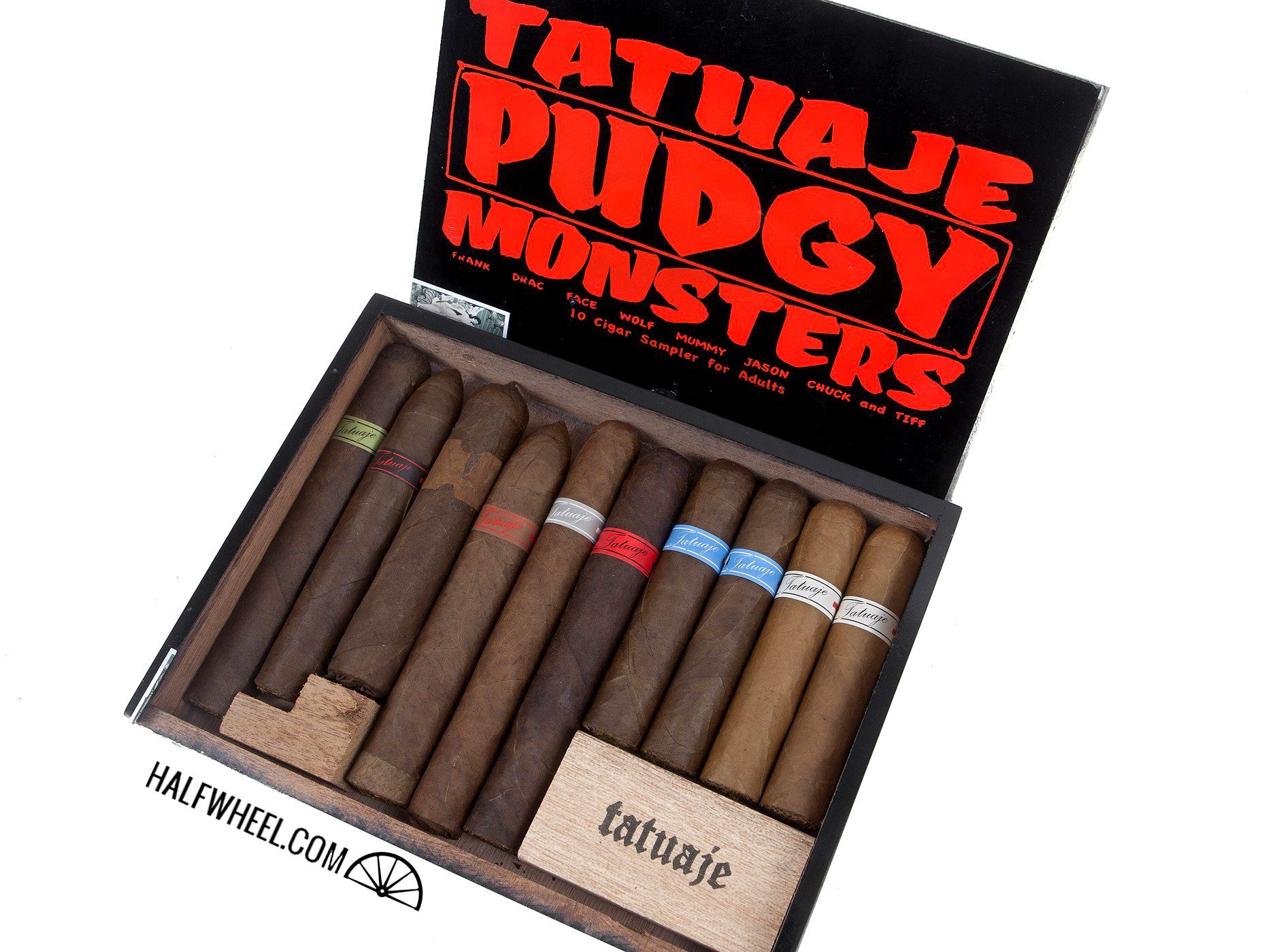 Tatuaje Pudgy Monsters Box 3